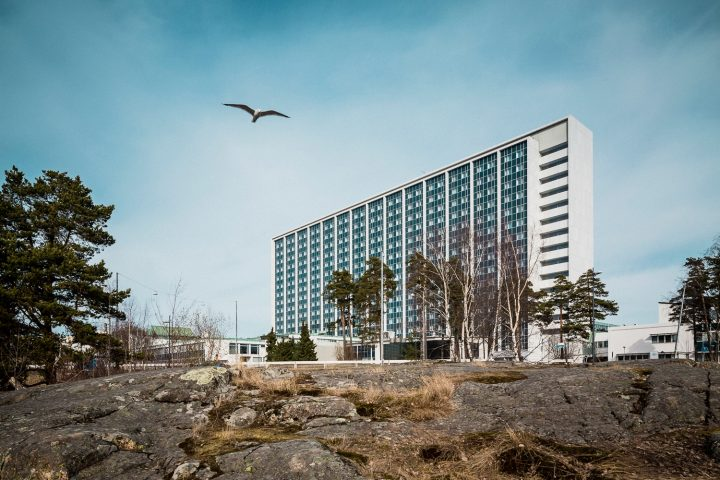 Meilahti Tower Hospital