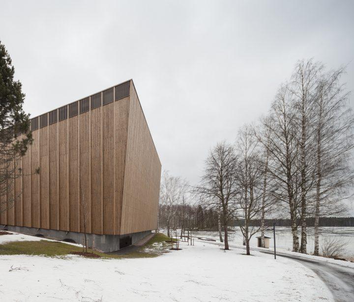 Gösta's Pavilion, Serlachius Museum