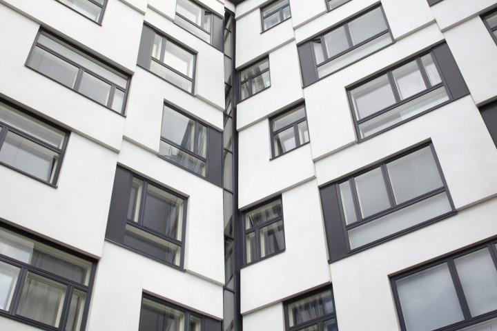 Kaanaankatu Housing