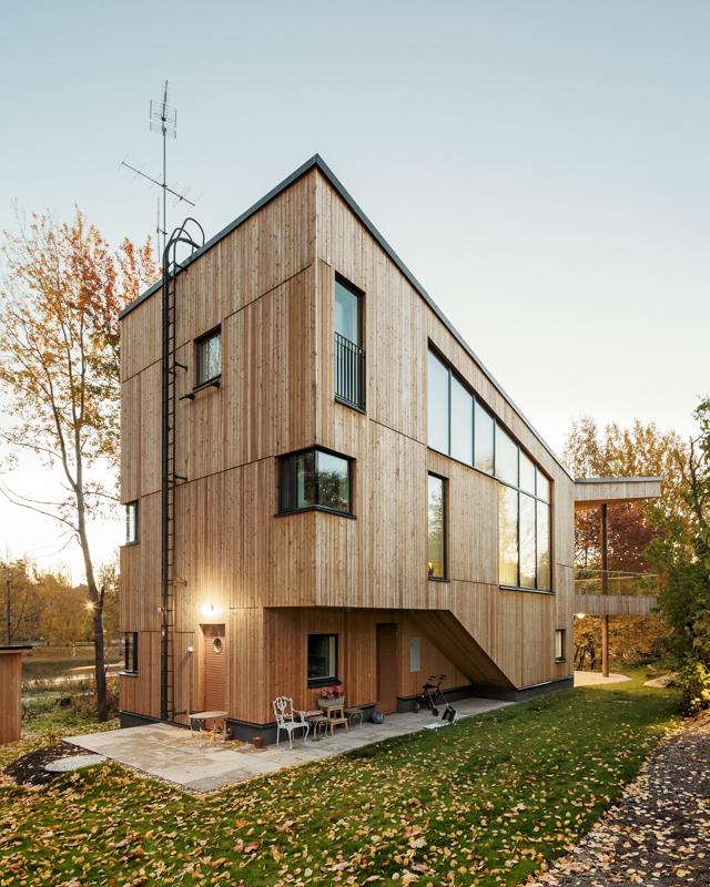 M-M House