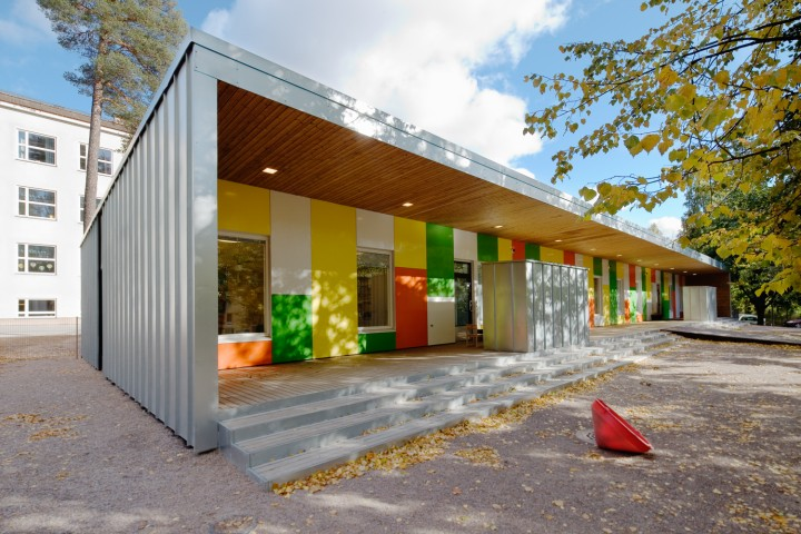 Modular Day-Care Centres