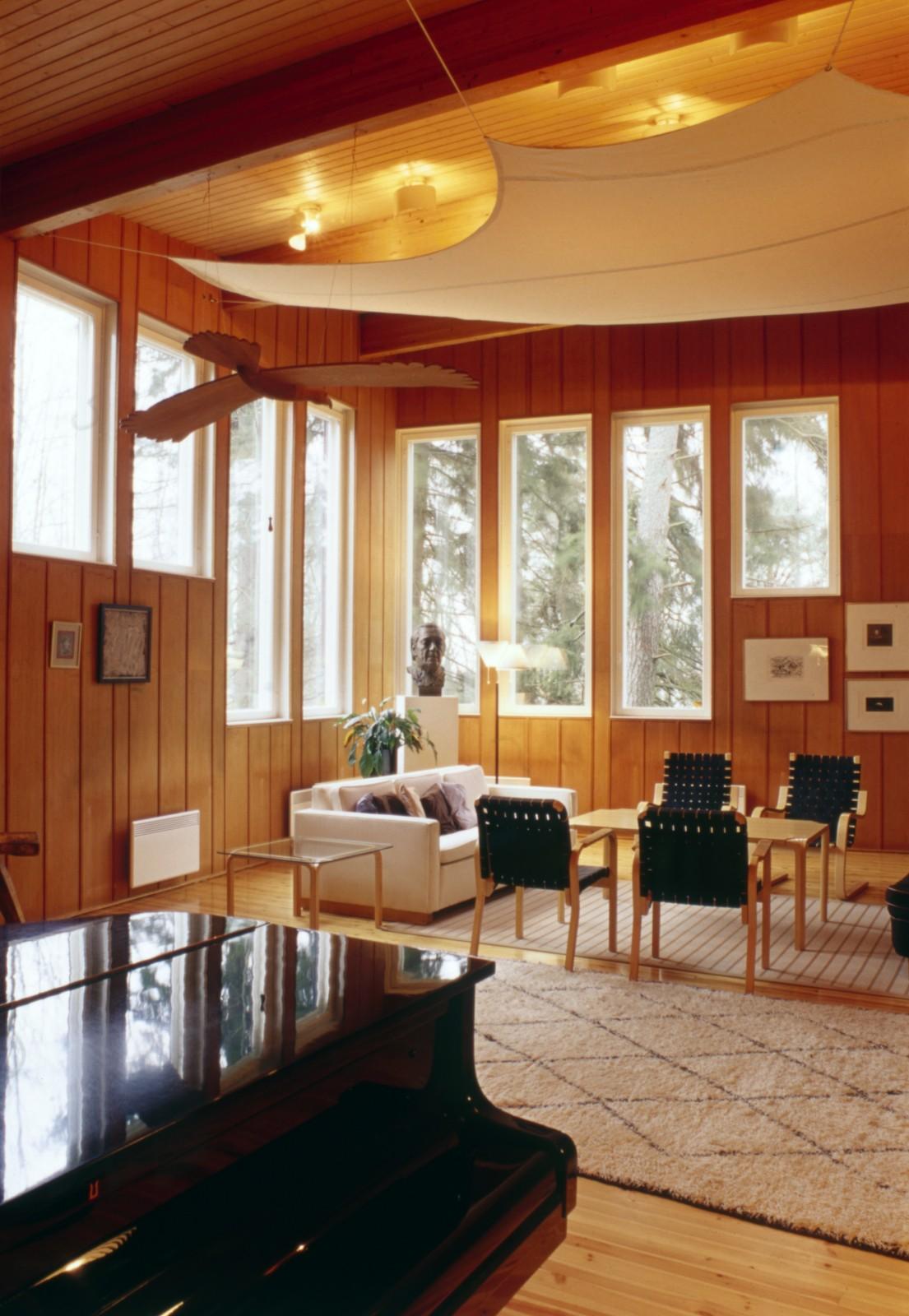 Villa Kokkonen 183 Finnish Architecture Navigator