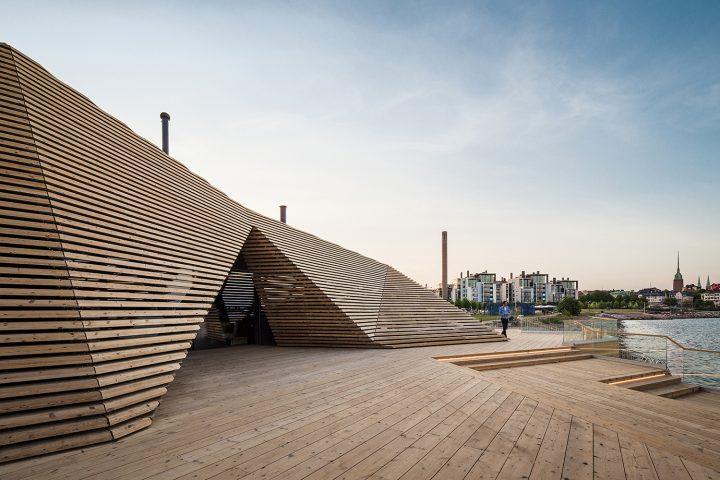 Löyly public sauna and restaurant