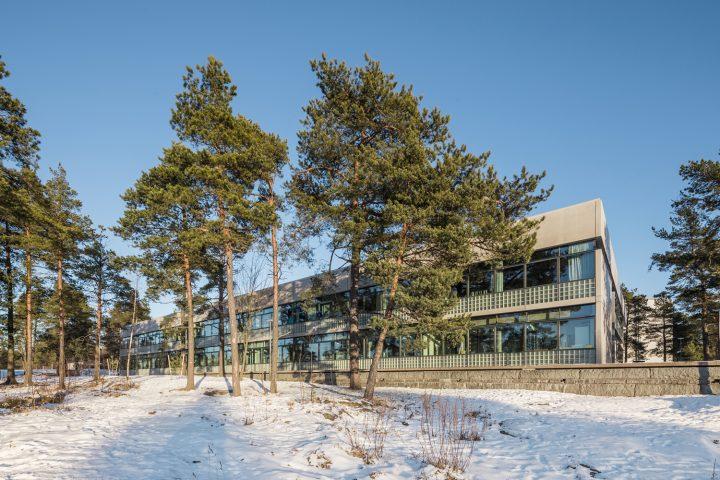 Roihuvuori School