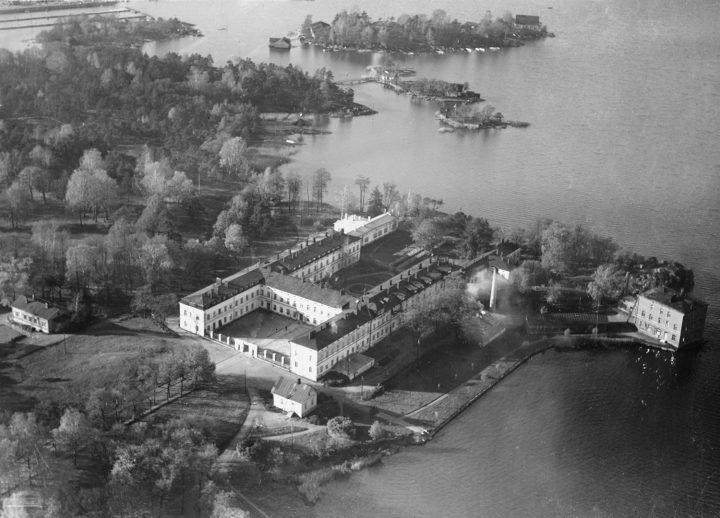 1930s, Lapinlahti Hospital