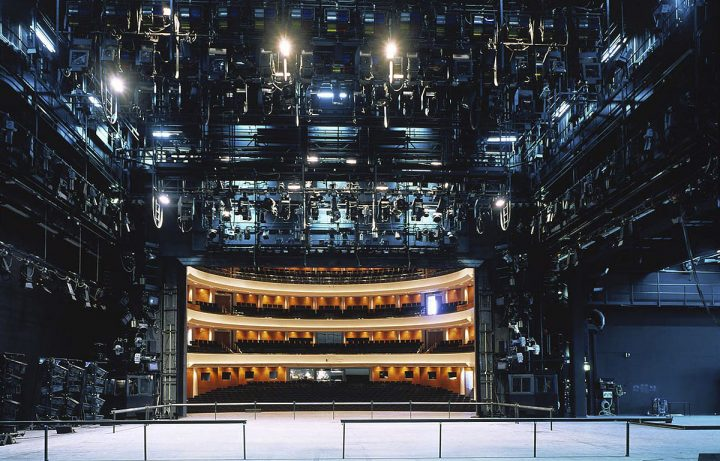 Main stage, Finnish National Opera