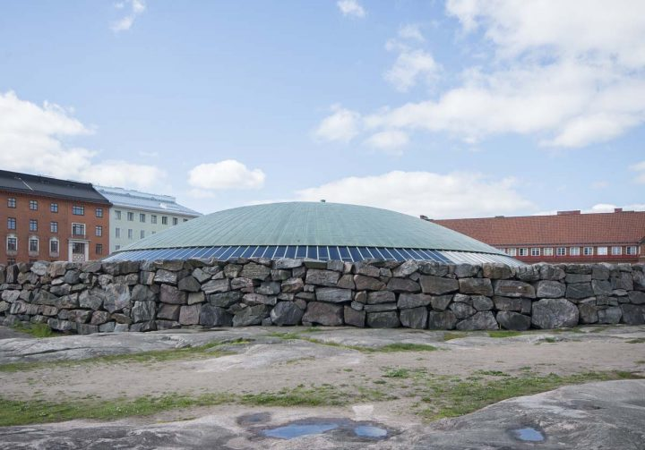 Temppeliaukio Church (Rock Church)