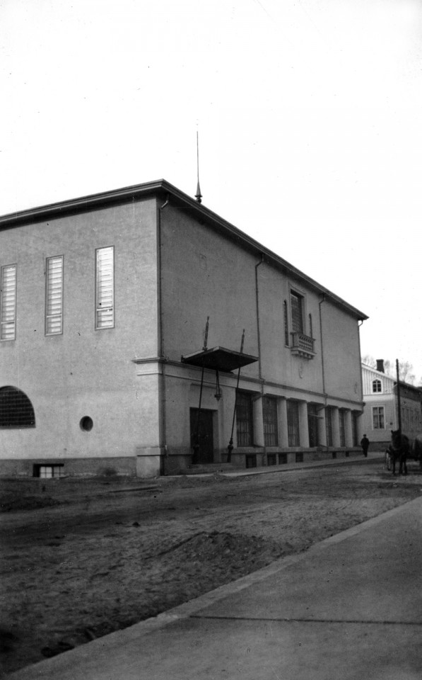 Jyväskylä Workers' Club
