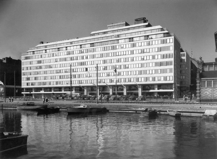 1950s, Industrial Centre (Hotel Palace)