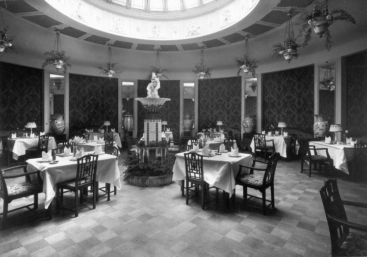 Original interior, Kaleva Insurance Company