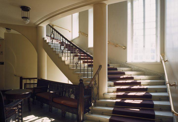 Main staircase, Kaleva Insurance Company