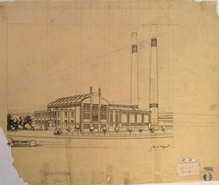 Suvilahti Power Plant