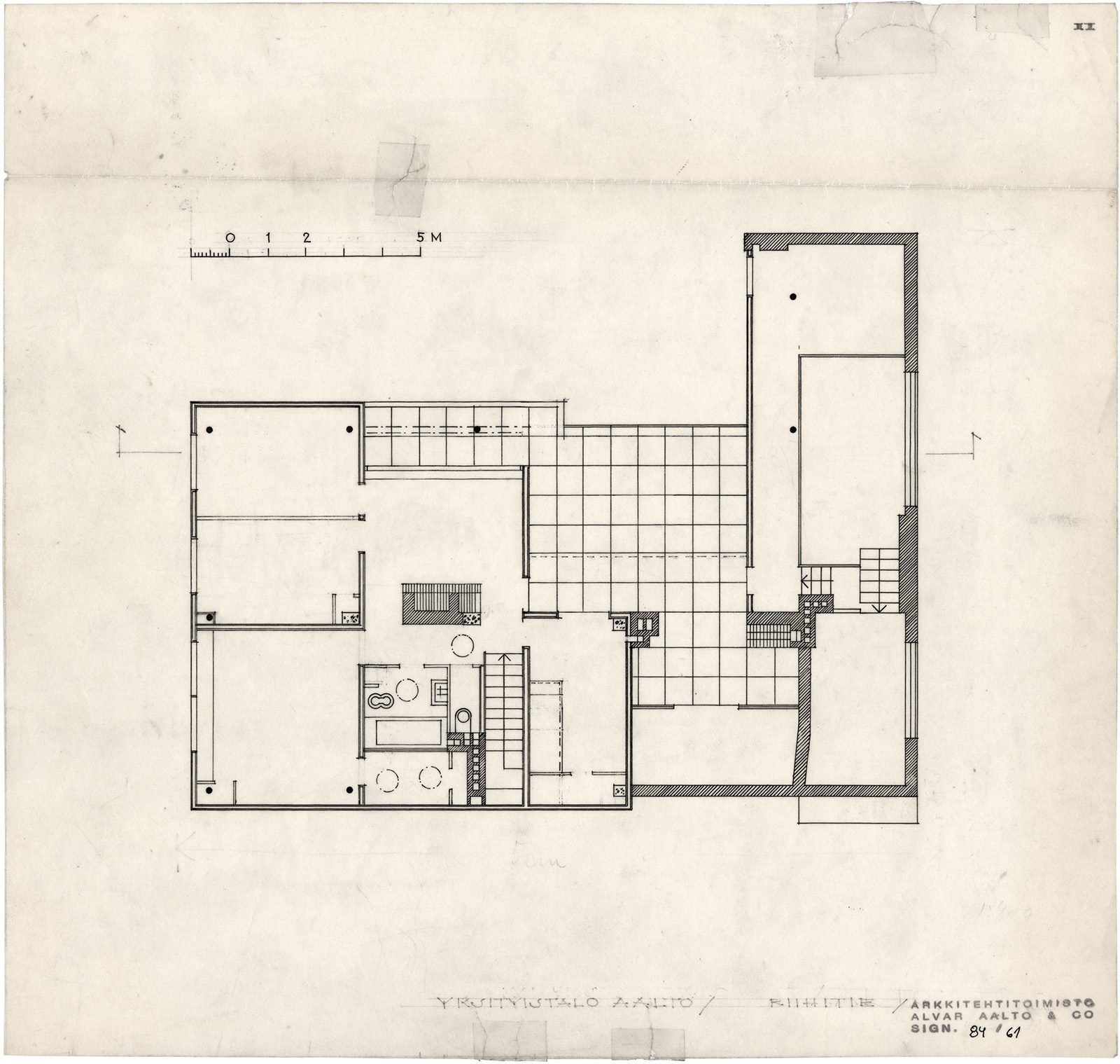 The Aalto House 183 Finnish Architecture Navigator