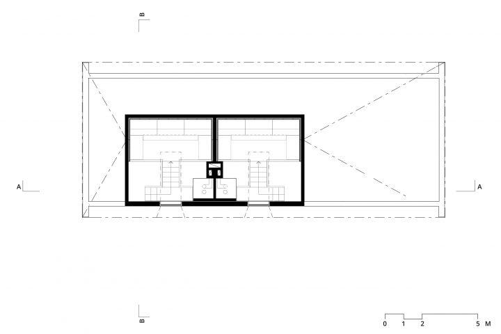 Upper level, Lonna Sauna