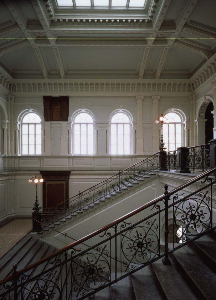 Main staircase, Ateneum Art Museum