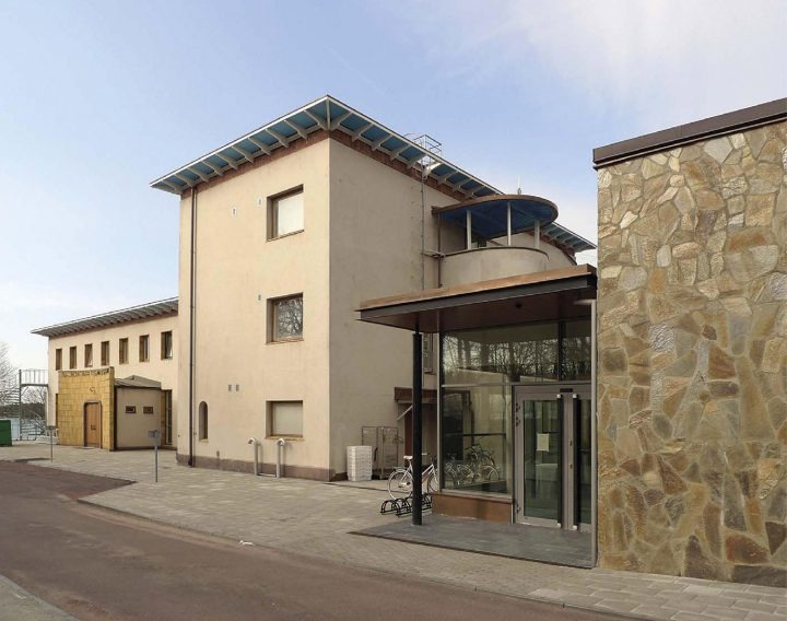 New entrance, Åland Maritime Museum