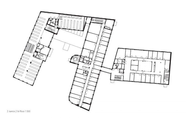 1st floor, Åbo Akademi University ASA Building