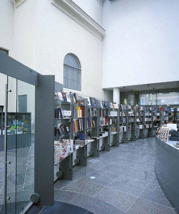 Bookshop, Ateneum Art Museum Extension
