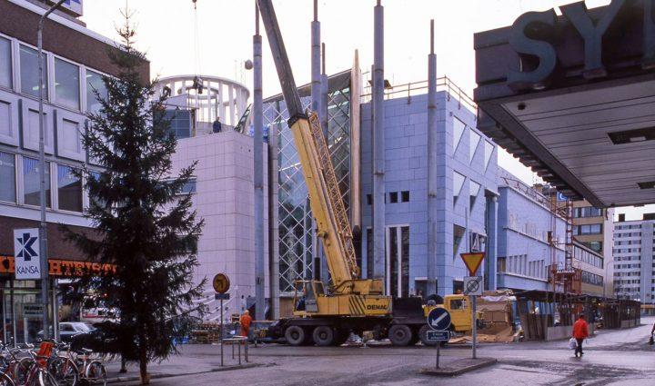 The construction of POP, BePOP