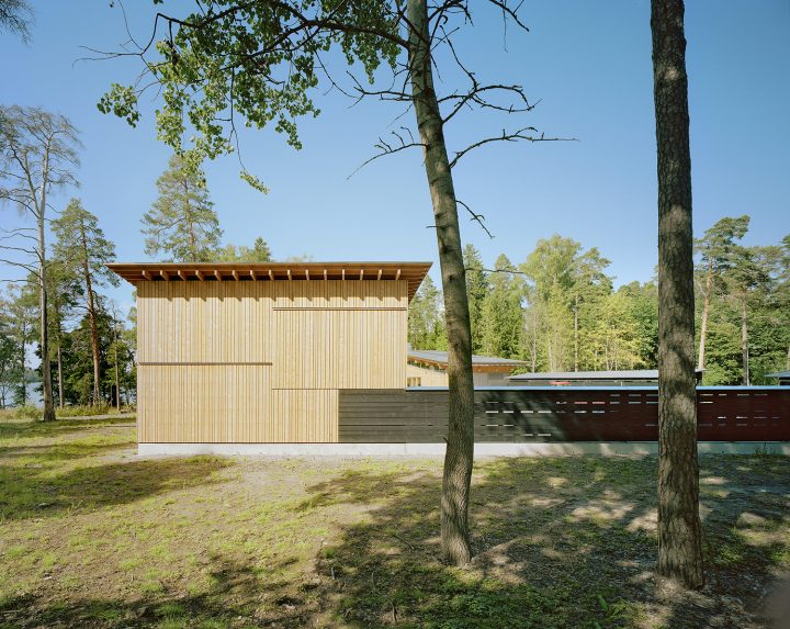 Conservation Centre of the Seurasaari Open-Air Museum