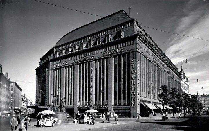 1930s, Stockmann Department Store