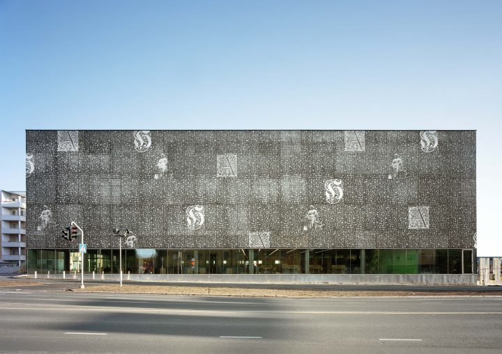Northern façade, The Provincial Archives of Hämeenlinna