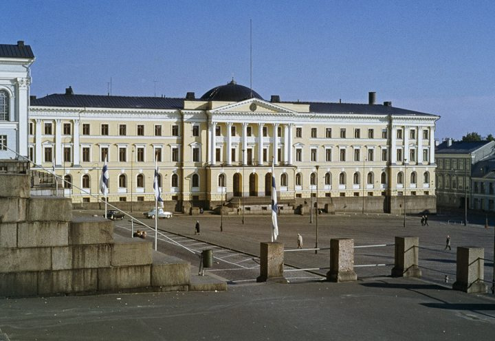 Photo from the 1960s, Senate Palace