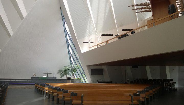 Assembly hall, Hyvinkää Church