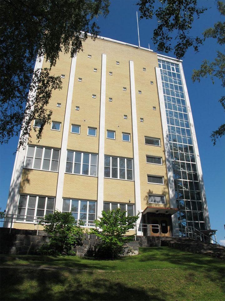 Riihimäki Water Tower