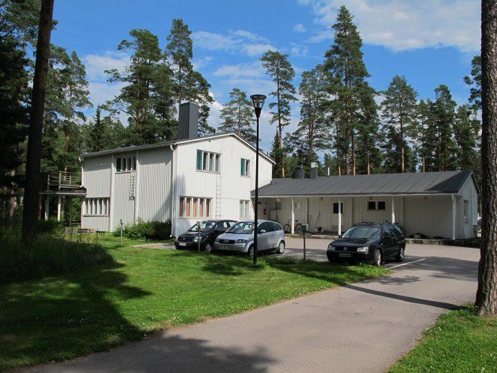 Staff residential building, Vierumäki Sports Institute