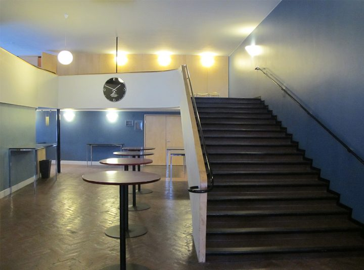 Lobby, Kiva Cinema