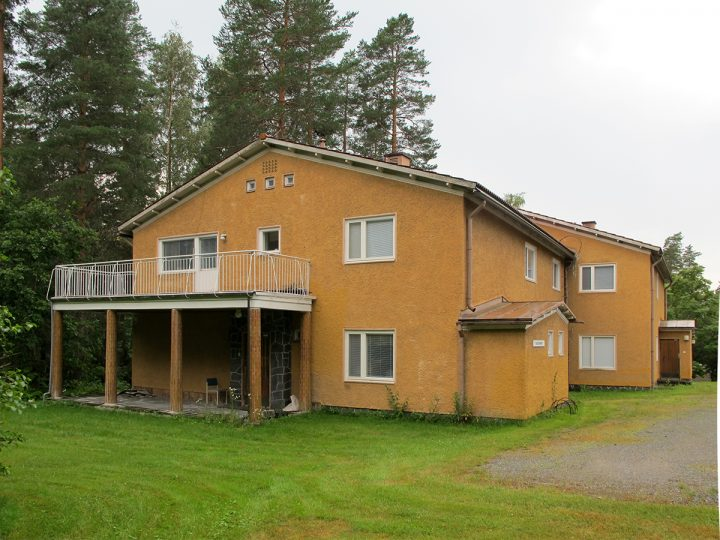 Doctors' residences, Mänttä District Hospital