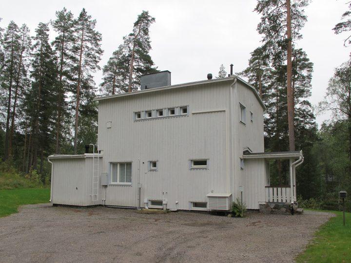 Doctor's residence., Vierumäki Sports Institute