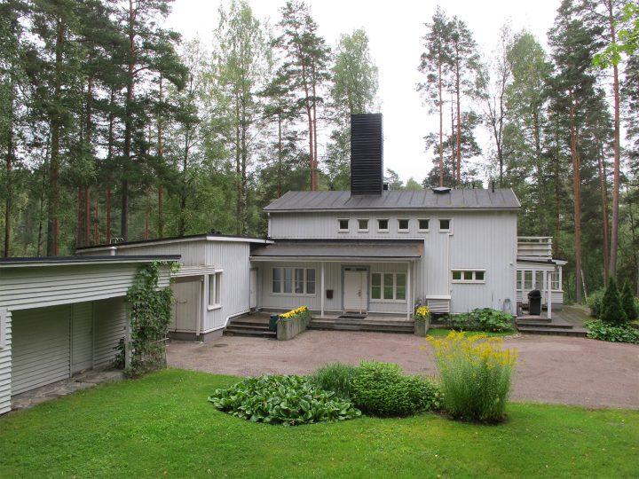 Director's residence., Vierumäki Sports Institute