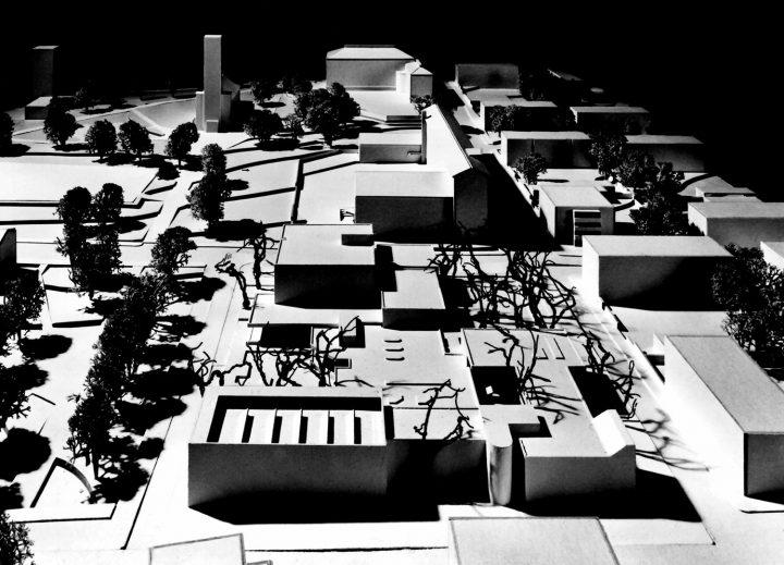 Scale model, Iisalmi Cultural Centre