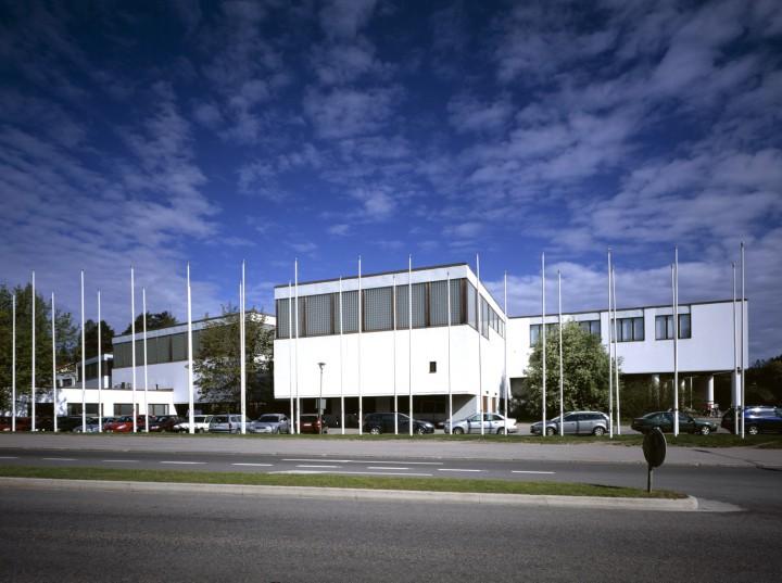 University of Jyväskylä (former Jyväskylä Institute of Pedagogics)