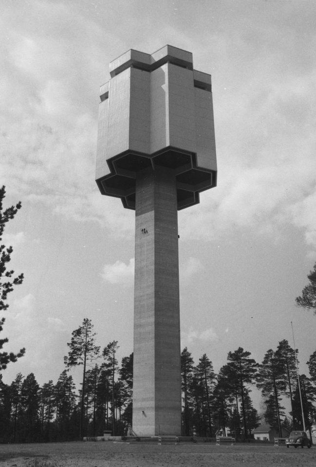 Kaanaa Water Tower