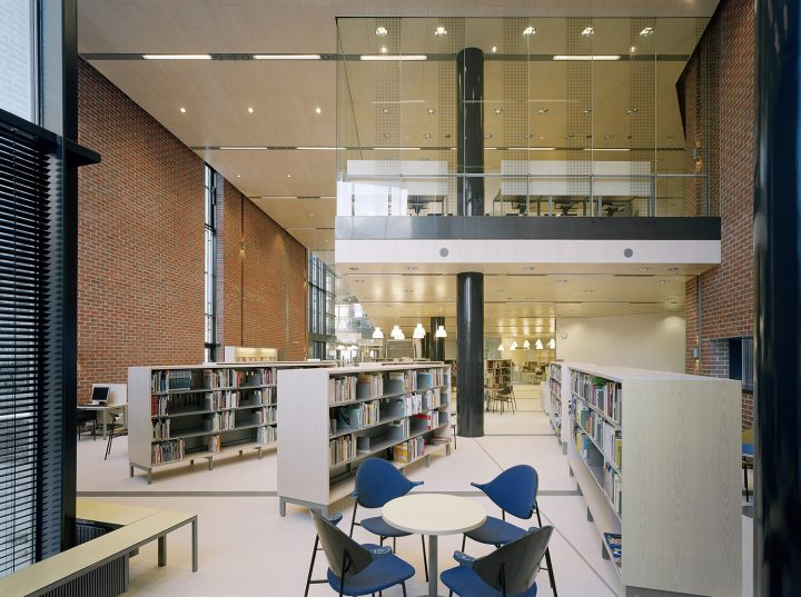 Lohja Main Library