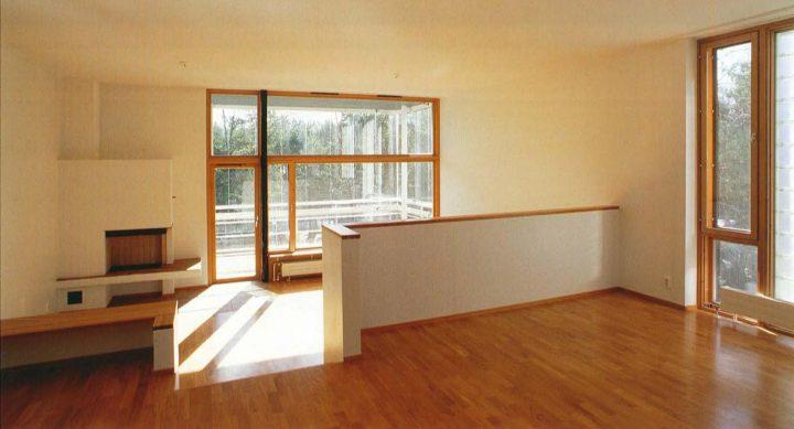 Example apartment, Meritähti Housing
