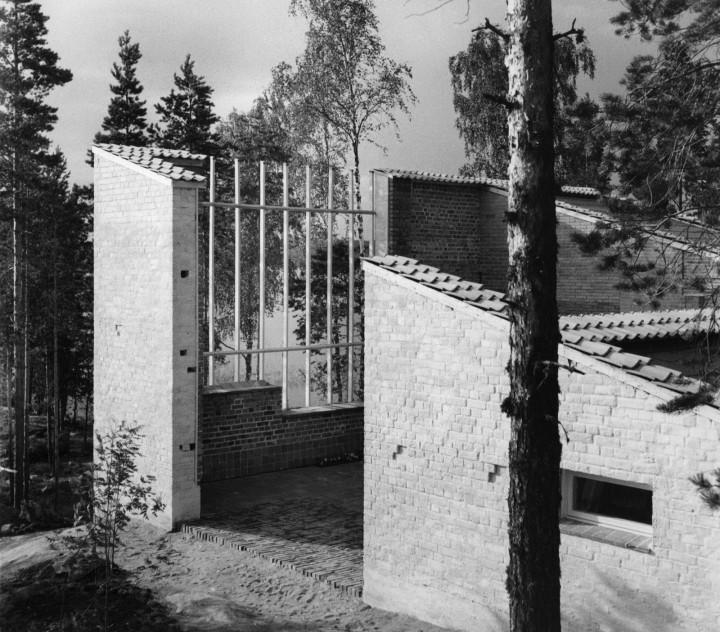Muuratsalo Experimental House