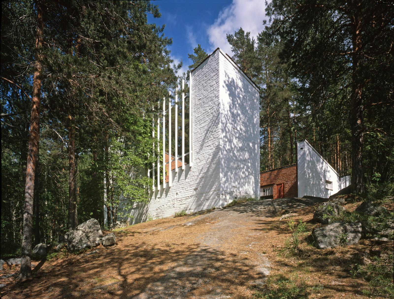 Muuratsalo Experimental House 183 Finnish Architecture Navigator