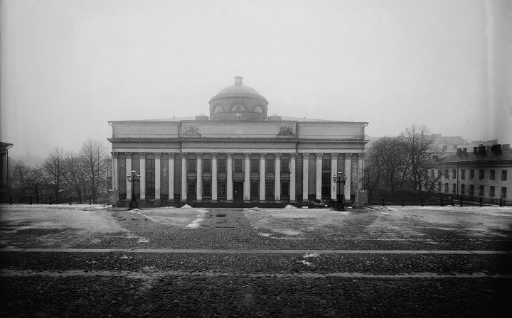 1922, The National Library of Finland