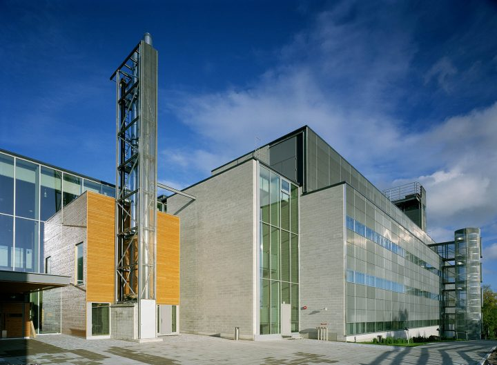 Helsinki University Physicum Building
