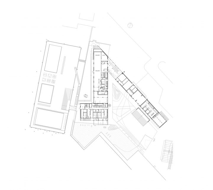 Floorplan, Allas Sea Pool
