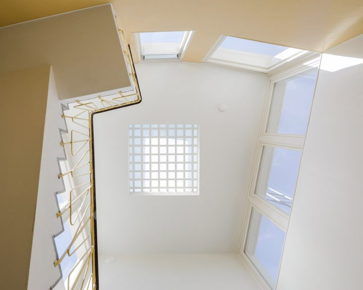 Staircase, Serpentine House