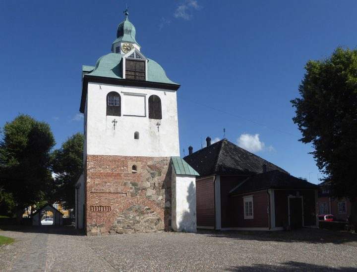 Bell tower, Porvoo Cathedral
