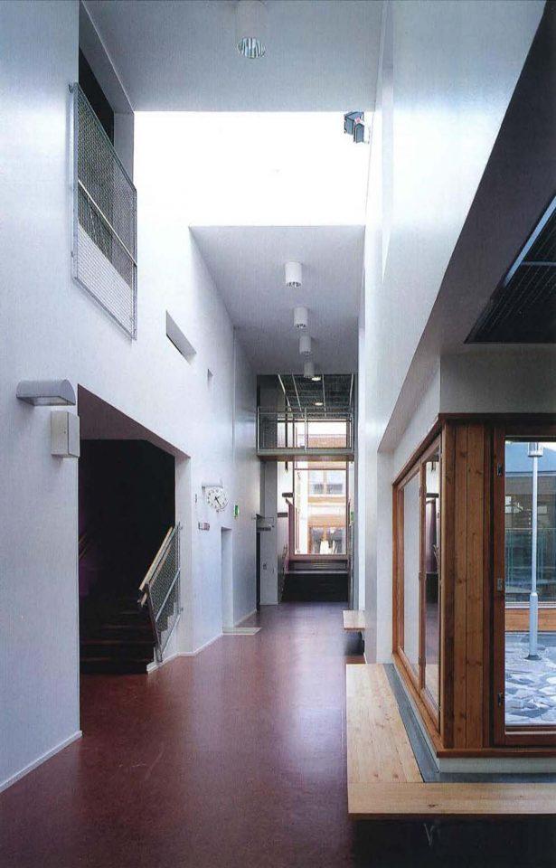 Corridor, Pukinmäenkaari School