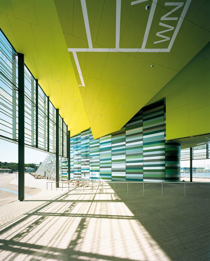 Maritime Centre Vellamo