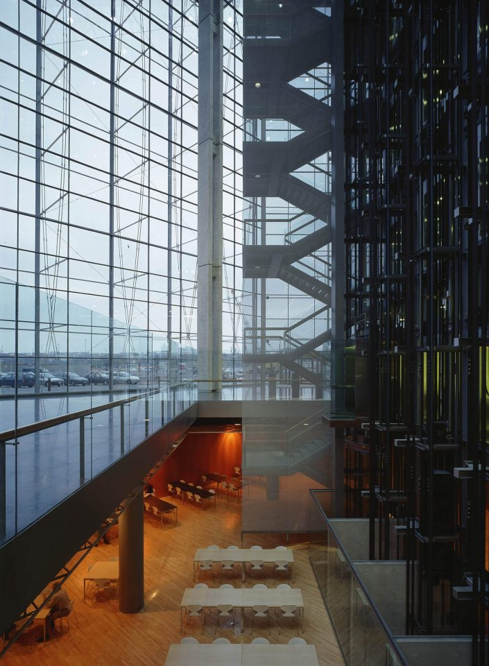 Interior, Sanoma Headquarters
