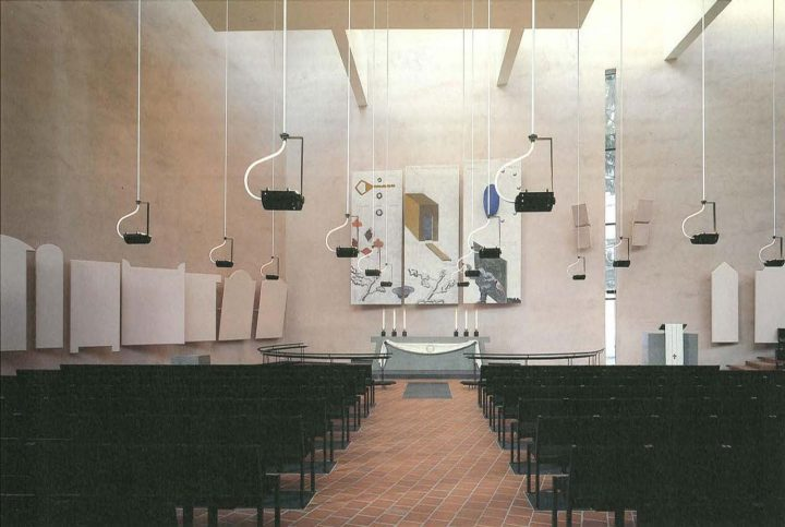 Assembly hall, St. Michael's Church